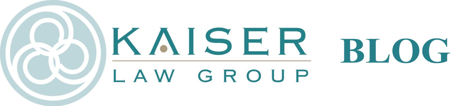 Kaiser Law Group Blog