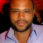 Anthony Anderson at Diana Lopez Birthday Bash on May 22, 2010 in